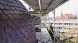 Mesto obnovuje strechu synagógy